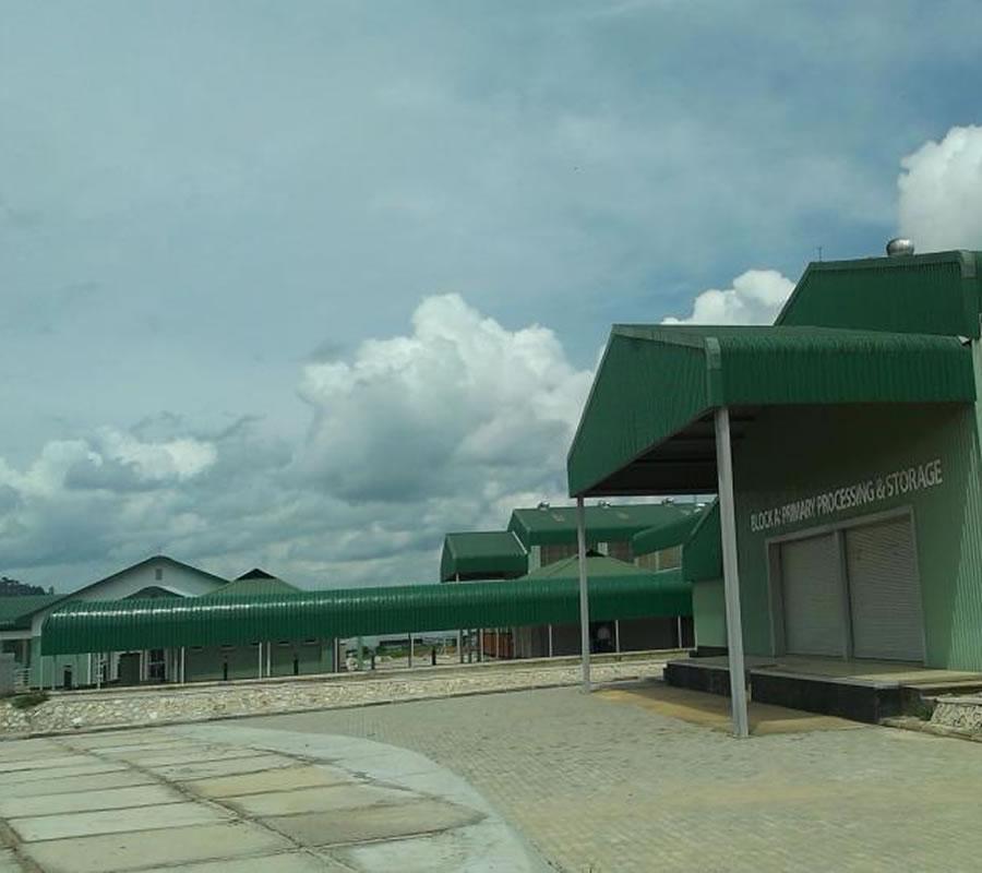 Industrial Technology Park - Presidential Initiative On Banana Industrial Development